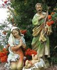 Nativity Set Best Yet 27 inch Indoor Outdoor Resin Yard Garden Statue 3pc