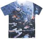 Star Wars Dog Fight Concept T Shirt Sublimated Mens