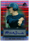 2004 UD SP Prospects MARK TRUMBO Auto Rookie Rare RC # 400 Baltimore Orioles