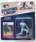 1988 ROOKIE STARTING LINEUP - SLU - MLB - KEVIN SEITZER - KANSAS CITY ROYALS