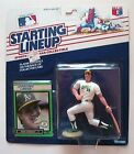 1989 STARTING LINEUP - SLU - MLB - JOSE CANSECO - OAKLAND ATHLETICS