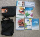WEIGHT WATCHERS COMPLETE FOOD  DINING OUT COMPANIONS POCKET POINTS GUIDE TOTES