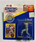 1991 Starting Lineup Figure SLU MLB Bobby Bonilla Pittsburgh Pirates w/Coin