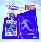 1991 Starting Lineup Figure MLB Delino DeShields Montreal Expos w/Coin-Rookie