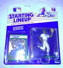 1989 Starting Lineup Figure SLU MLB Danny Tartabull Kansas City Royals