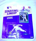 1989 Starting Lineup Figure SLU MLB Kurt Stillwell Kansas City Royals -Rookie