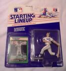 1989 Starting Lineup Figure SLU MLB Kevin Seitzer Kansas City Royals