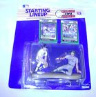 1989 Starting Lineup Figure SLU MLB One on One Alan Trammell and Jose Canseco
