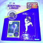 1991 Starting Lineup Figure MLB Ramon Martinez Los Angeles Dodgers w/Coin-Rookie