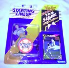 1992 Starting Lineup Figure SLU MLB Tom Seaver New York Mets Extended w/Poster