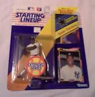 1992 Starting Lineup Figure SLU MLB Danny Tartabull New York Yankees w/Poster