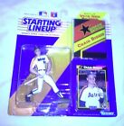 1992 Starting Lineup Figure SLU MLB Craig Biggio Houston Astros w/Poster-Rookie