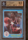 1986 Star Best of the New #1 Patrick Ewing BGS 9.5