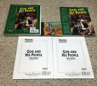 BJU Bob Jones 4th grade BIBLE TRUTHS 4 SET God and His People Student