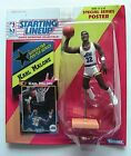 1992 STARTING LINEUP - SLU - NBA - KARL MALONE - UTAH JAZZ