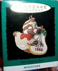 Pear Shaped Tones`1993`Miniature-Partridge Is Performing,Hallmark Tree Ornament