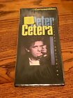 PETER CETERA ORIGINAL LONG BOX CD TITLED SOLITUDE/SOLITAIRE STILL SEALED 1986