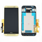 NEW For HTC One M9 OPJA110 OPJA120 LCD Display Touch Screen Digitizer FRAME US