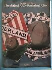Sunderland AFC v Sunderland Albion by Paul Days with signed letter from author