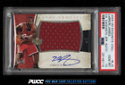 2005 Exquisite Collection Extra LeBron James AUTO PATCH 1 5 #LJ2 PSA 10 (PWCC)