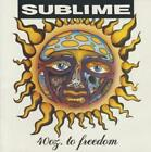 Sublime 40oz. To Freedom w/ Artwork MUSIC AUDIO CD SKUNK Get Out Rawhide NO ISBN