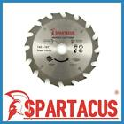 Spartacus Wood Cutting Circular Saw Blade 140mm x 16mm Bore 16T for SC140 PT145