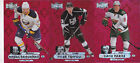 2013-14 Fleer Showcase Hockey Cards 34