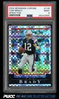 2004 Bowman Chrome Xfractor Tom Brady 250 #106 PSA 9 MINT (PWCC)