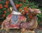 Camel Statue for Best Nativity Set Yet 27 inch Indoor Outdoor Resin Full Color
