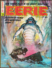 EERIE 3 SILVER AGE FRAZETTA CLASSIC Rare 1966 One owner VF CONDITION WOW