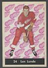 1961-62 Parkhurst Hockey Cards 13