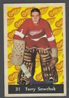 1961-62 Parkhurst Hockey Cards 14