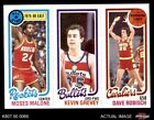 Moses Malone Rookie Cards Guide and Checklist 11