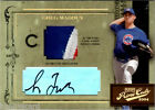 Greg Maddux 2004 Playoff Prime Cuts Autograph Game Used 3 Color Jersey Patch 5 5