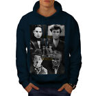 Charlie Chaplin Men Hoodie S 5XL NEW  Wellcoda