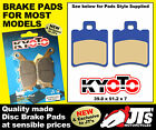 REPLICA FRONT FULL SET DISC BRAKE PADS BENELLI Pepe 50 5 spoke cast wheel 10-12