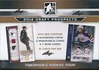 2014 15 LEAF ITG IN THE GAME DRAFT PROSPECTS SEALED HOBBY HOCKEY BOX