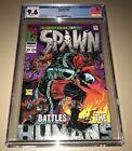 SPAWN #229 CGC 9.6 AWESOME HULK COVER SWIPE !!! SEE MY OTHER CGC COMICS!!