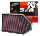 K&N 33-2460 Replacement Air Filter 11-18 Dodge Charger Challenger & Chrysler 300