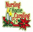 Girl Boy Cub NURSING HOME CAROLING Patches Badges Crests SCOUTS GUIDES Christmas