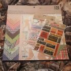 K  Company Boy Scouts Designer Paper and Stickers