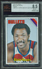 1975-76 TOPPS # 60 ELVIN HAYES PROOF BGS 8.5 SOLO FINEST GRADED UNIQUE 7340 *