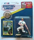 1991 STARTING LINEUP - SLU - MLB - MARK McGWIRE - OAKLAND ATHLETICS