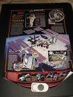 UNCOMMON LARGE OFFICIAL NASA BOEING INTERNATIONAL SPACE STATION POSTER