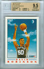Salute to The Admiral! Top David Robinson Basketball Cards 30