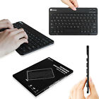 """7""""-10 inch slim (4mm) Wireless Bluetooth Keyboard for All Android Tablets"""