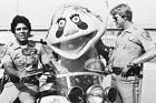 CHIPS JOHN AND PONCH BY POLICE MOTORBIKES B&W 24X36 POSTER PRINT
