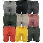 Mens Jogger Shorts Tarley by Brave Soul Knee Length Casual Fleece Lined Summer