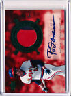 2005 UPPER DECK HALL OF FAME AUTO PATCH ROD CAREW 15