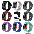 Replacement Silicone Band Strap Bracelet With Tools for Polar V800 Sport Watch